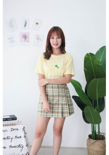 Korea Lemon Tee (Yellow)