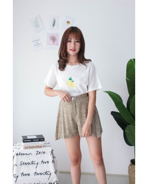 Korea Lemon Tee (White)