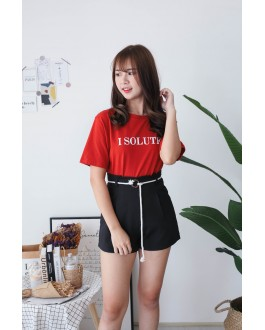 Korea Isolute Tee (Brick)