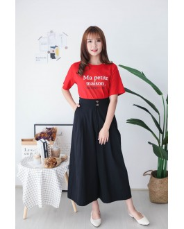 Korea Maison Tee (Red)